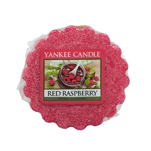 Ароматическая свеча-тарталетка Yankee candle Красная малина22 г