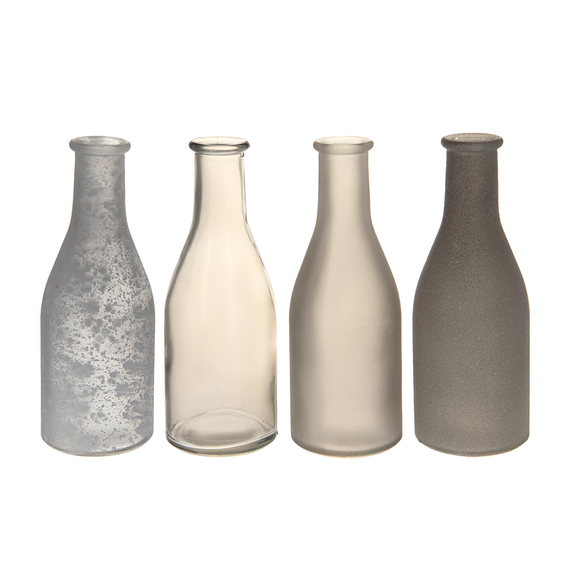 Ваза Hakbijl glass vase 18см 4шт/набор