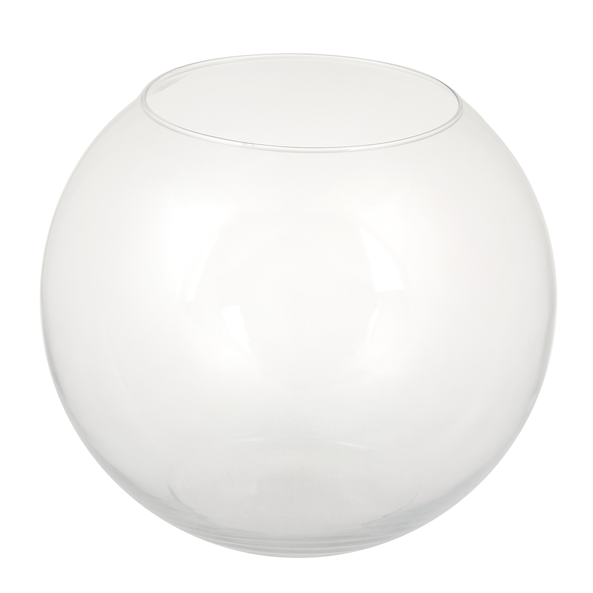 Ваза Hakbijl glass ball 30 см