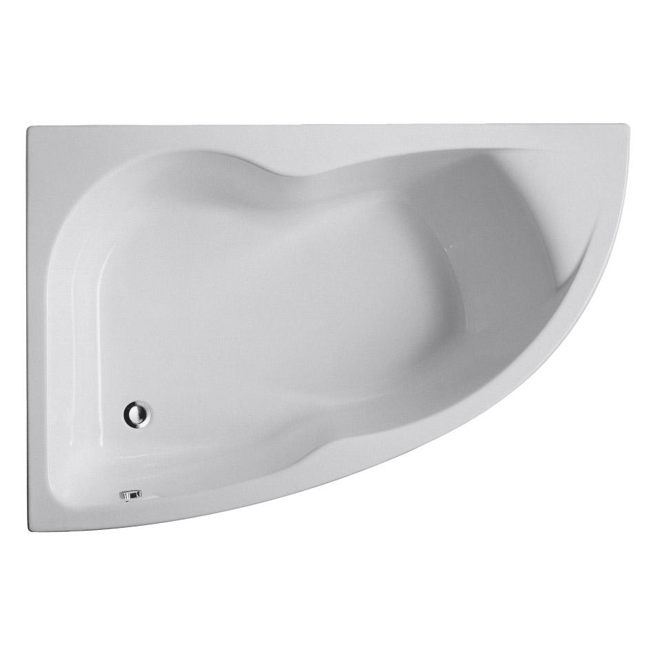 Купить Акриловая ванна Jacob Delafon Micromega Duo 150x100 см, Франция, белый, акрил