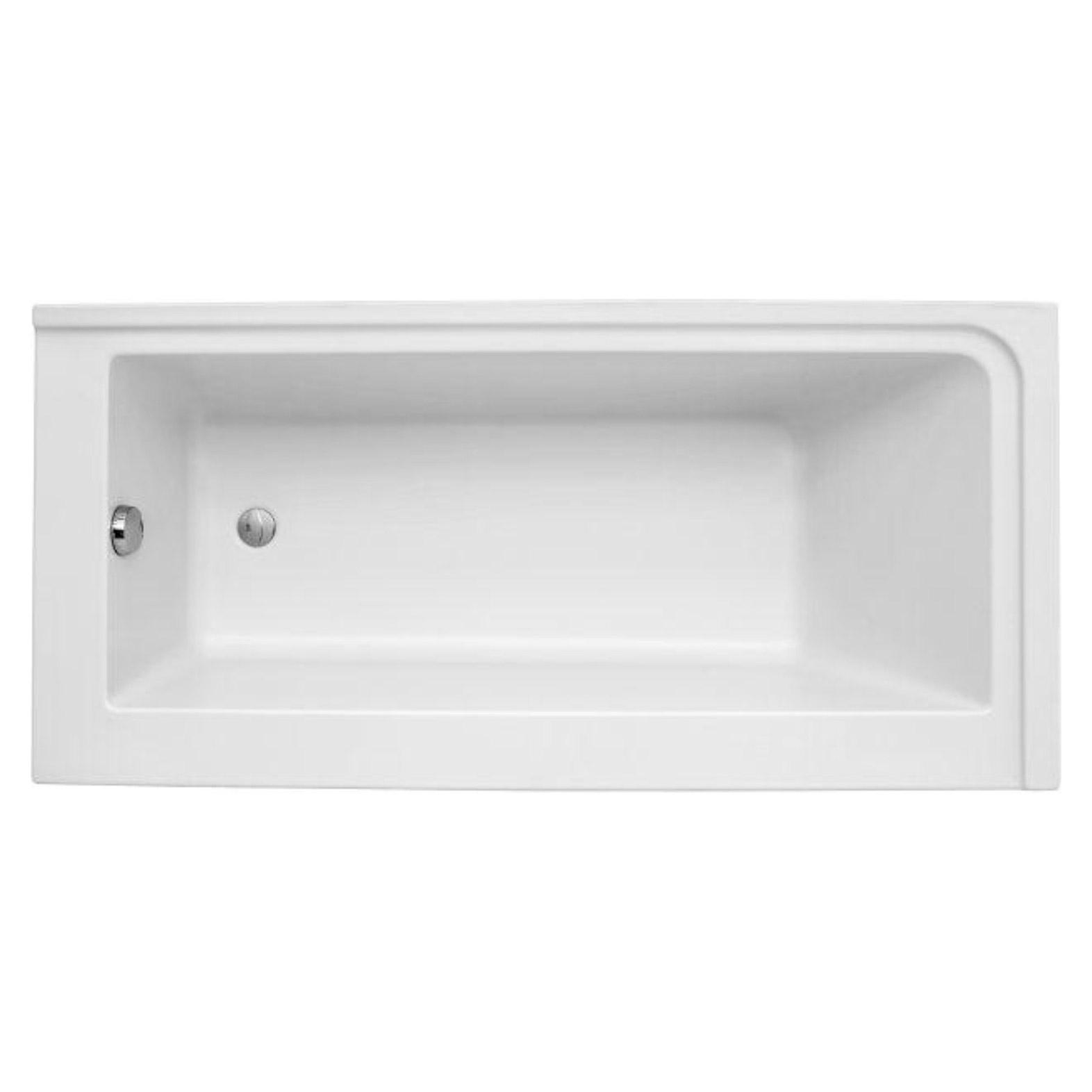 Купить Акриловая ванна Jacob Delafon Formilia 170x80 см, Франция, белый, акрил