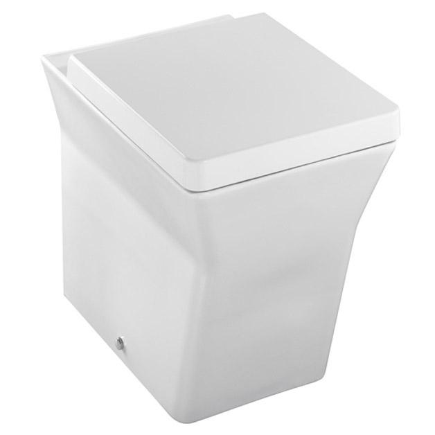 Купить Приставной унитаз Jacob Delafon Reve E4813-00, Франция, белый