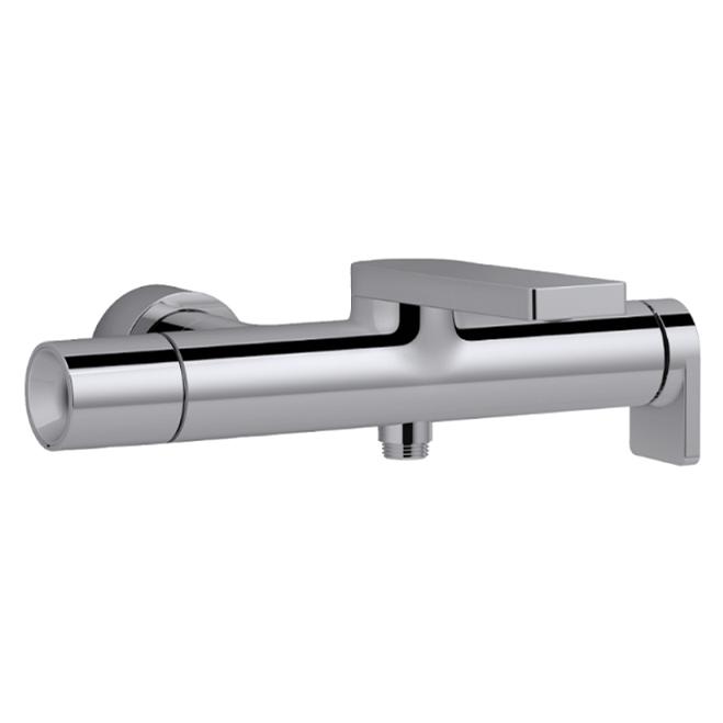 Купить Смеситель для ванны Jacob Delafon Composed E73095-CP, смеситель, Франция, хром