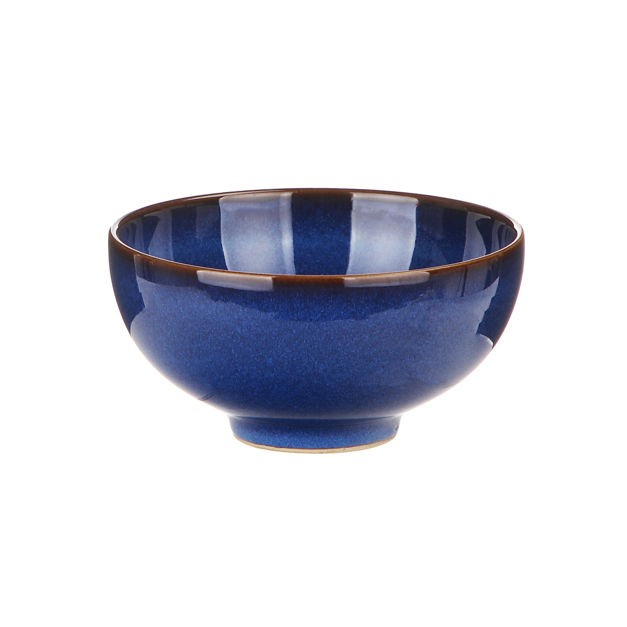 Фото - Чаша для риса Denby Imperial Blue 12,5 см чаша для риса denby studio craft 13 см