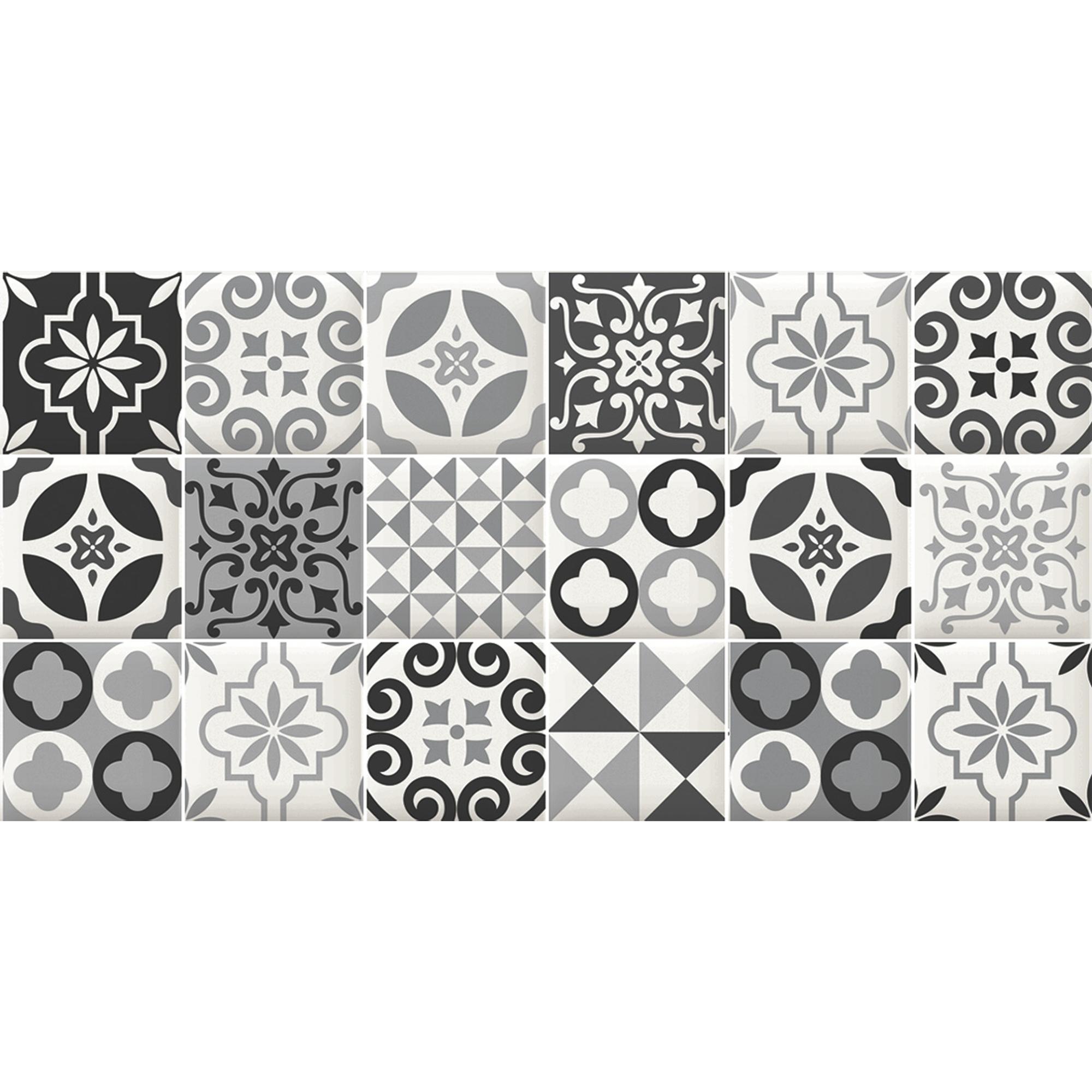 Плитка Dual Gres Arti Decor Vera Black 30x60 см.