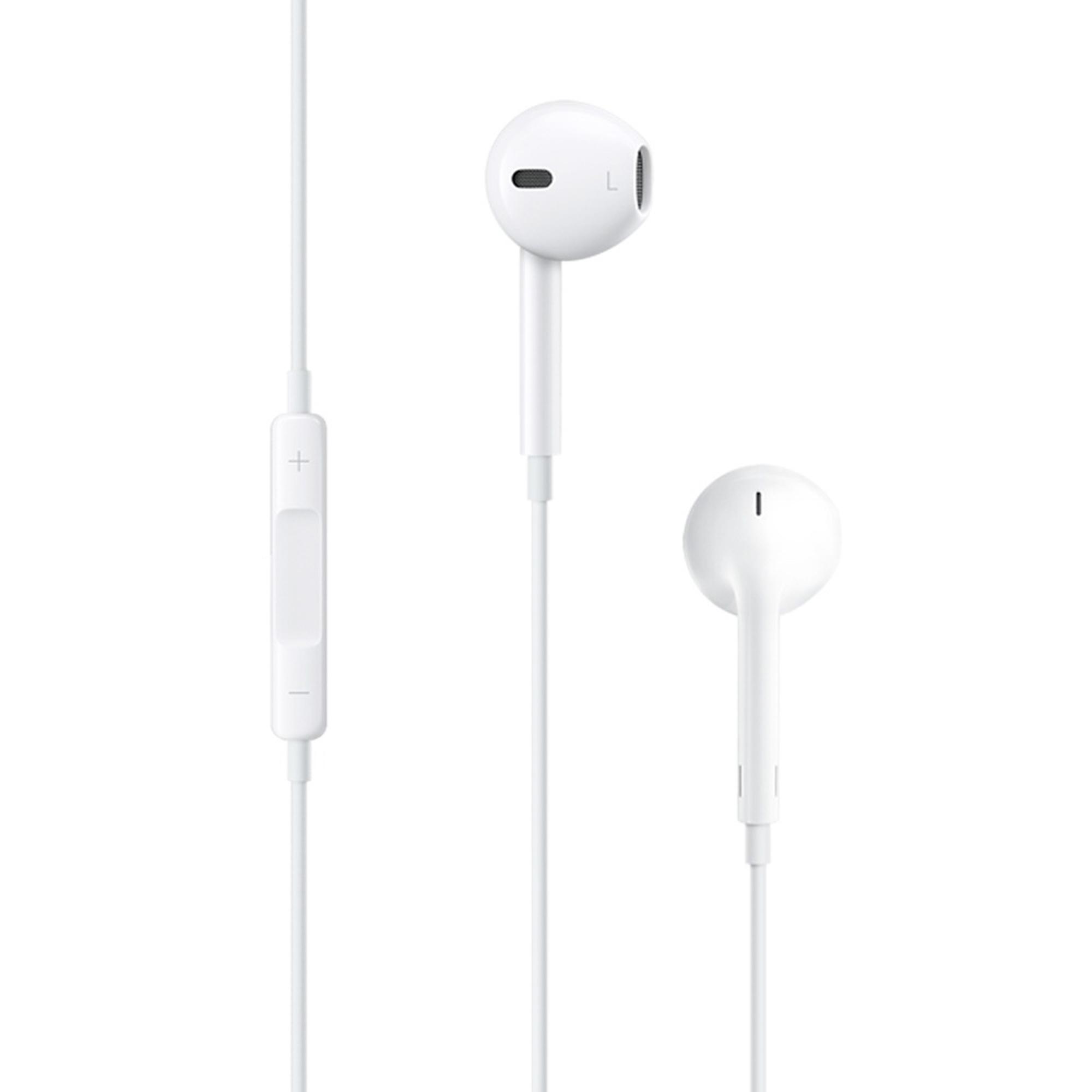 Наушники-вкладыши Apple EarPods с разъёмом Lightning White