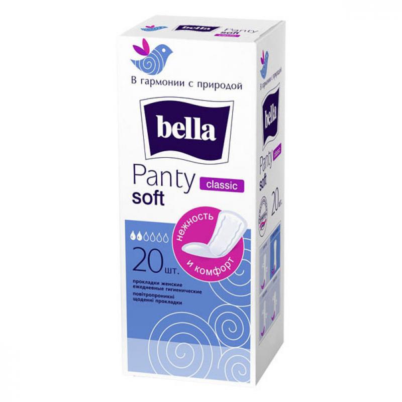 Прокладки Bella Panty Soft Classic 20 шт