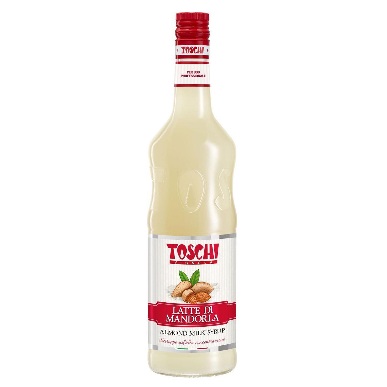 Сироп Toschi Миндальное молоко 1 л
