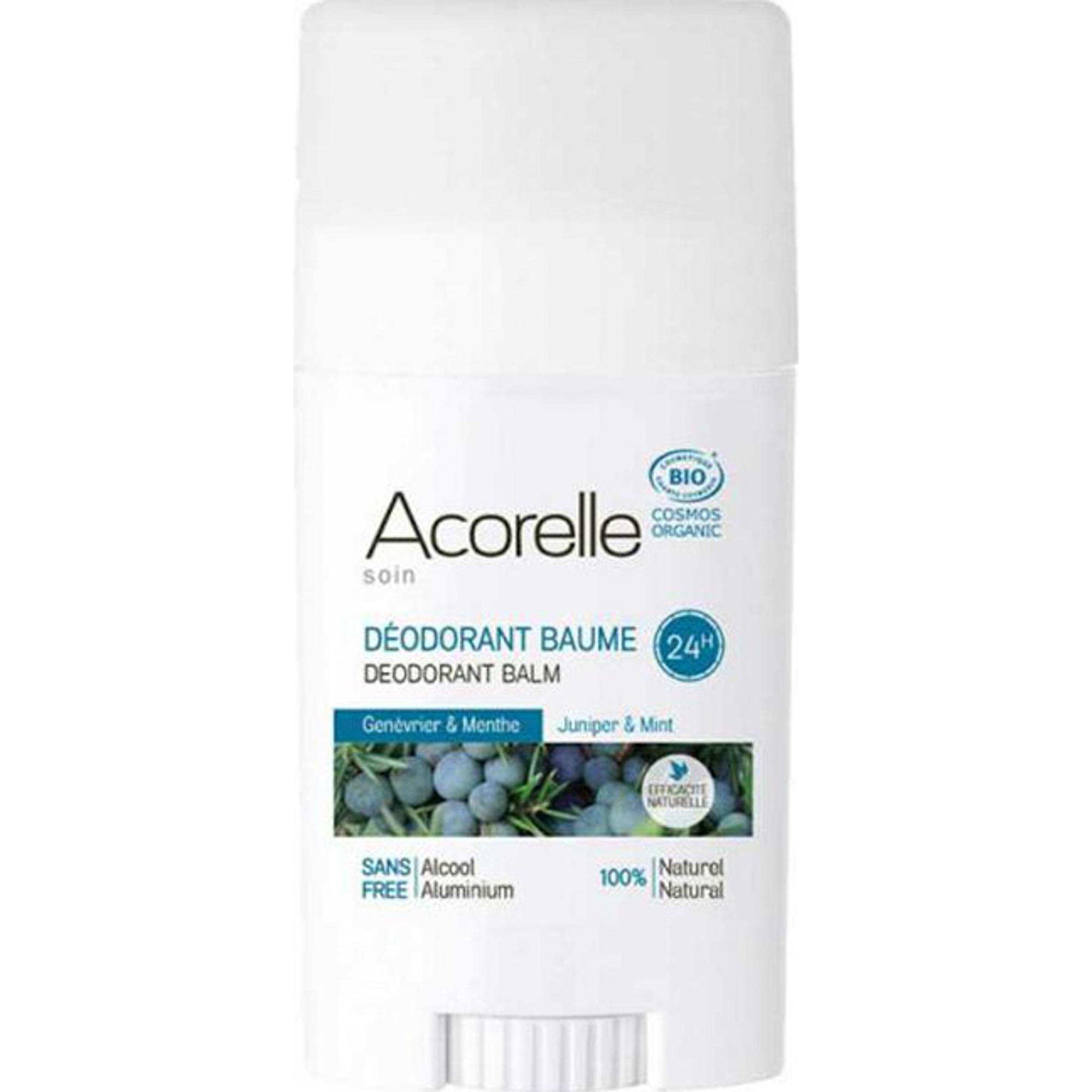 Дезодорант Acorelle Можжевельник & Мята 40 мл фото