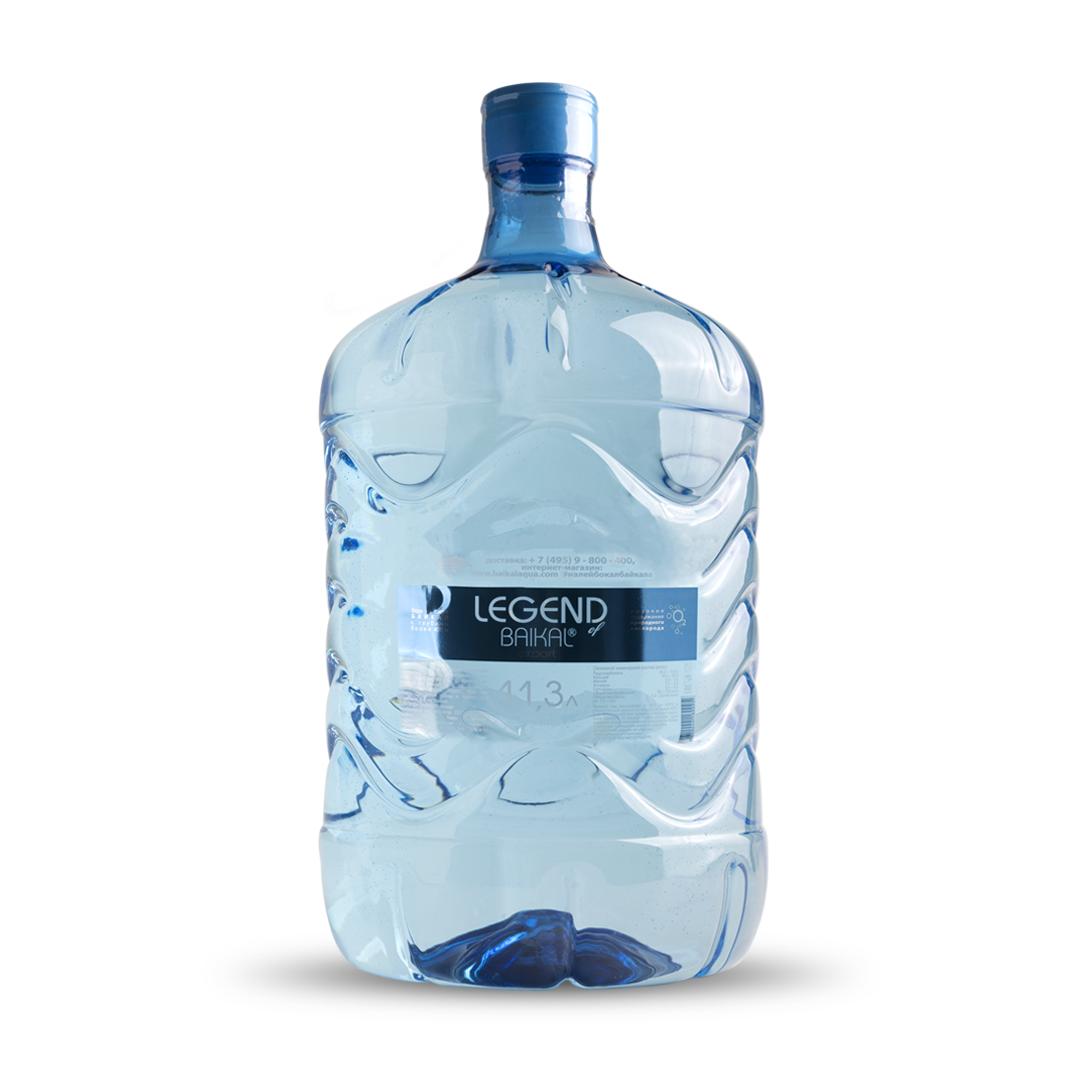 Вода питьевая Legend of Baikal глубинная негазированная 11,3 л недорого