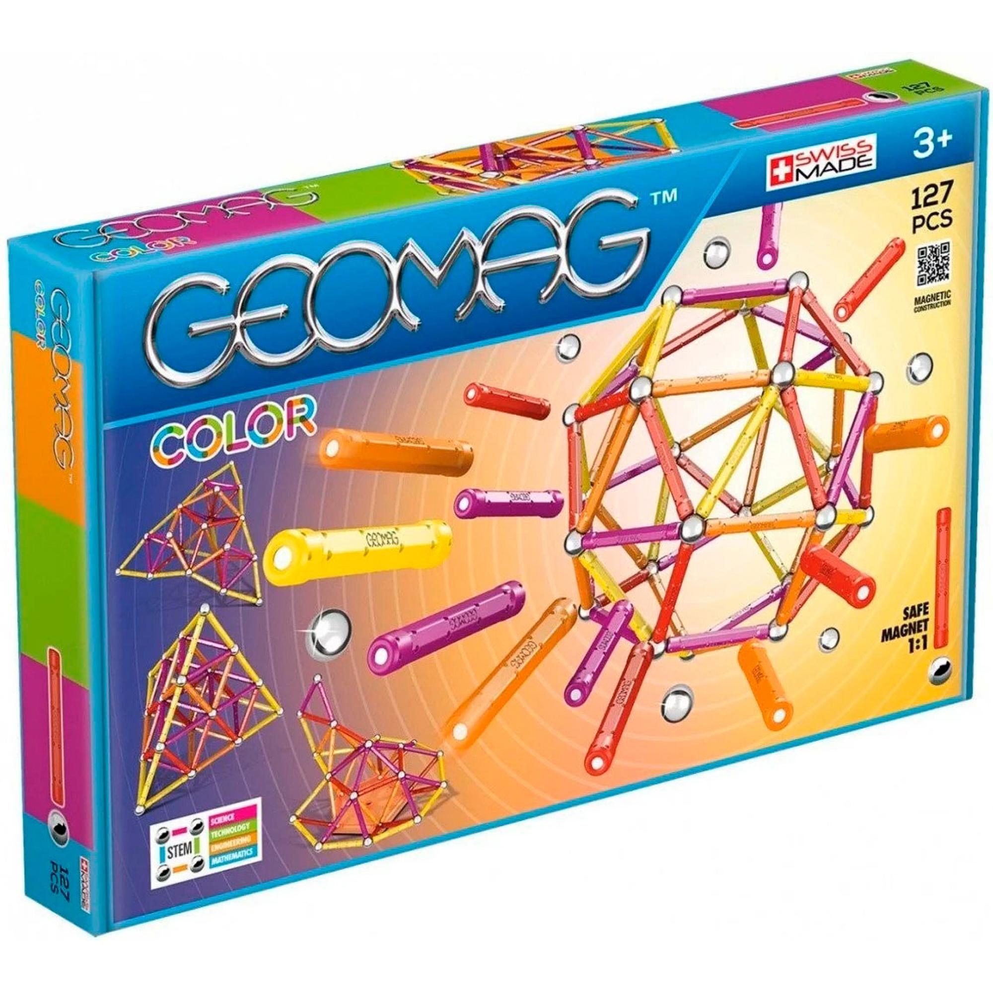 Конструктор магнитный Geomag 264.