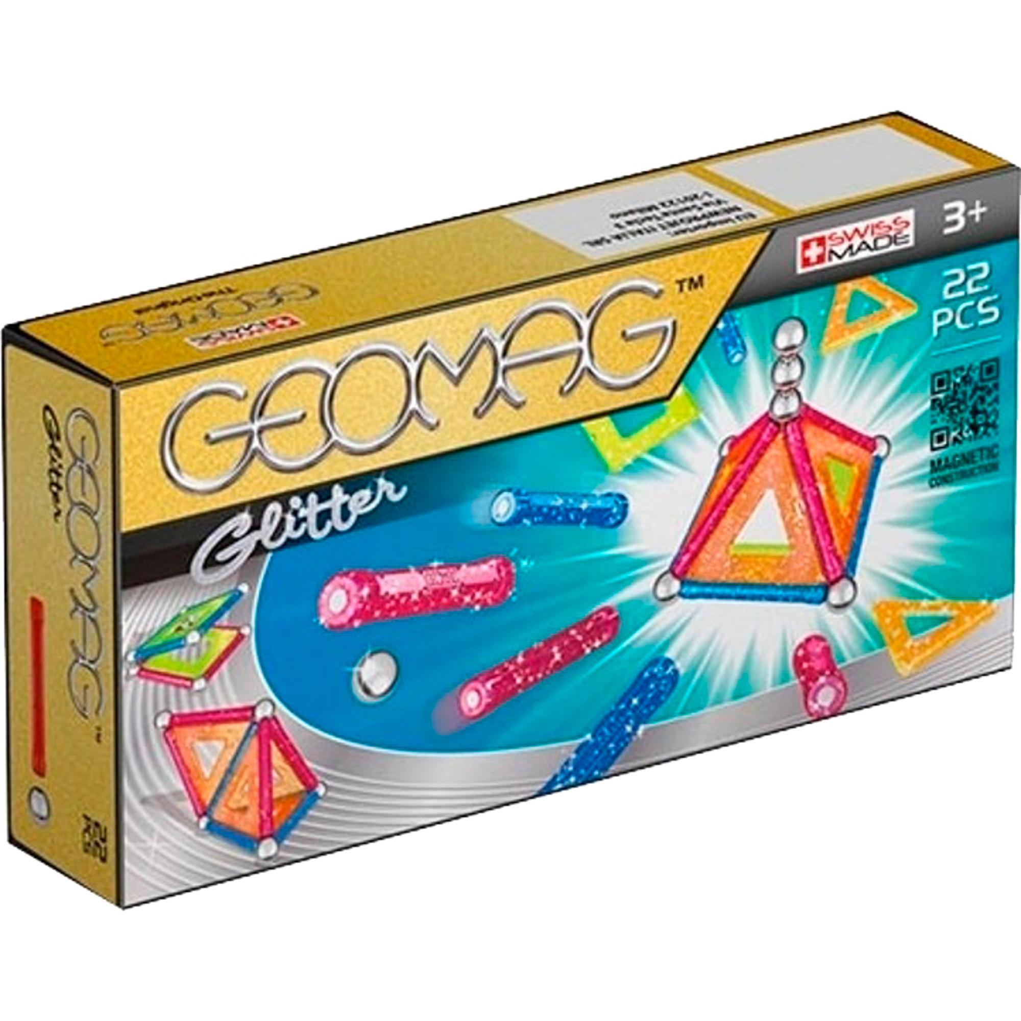 Конструктор GEOMAG Glitter 530.