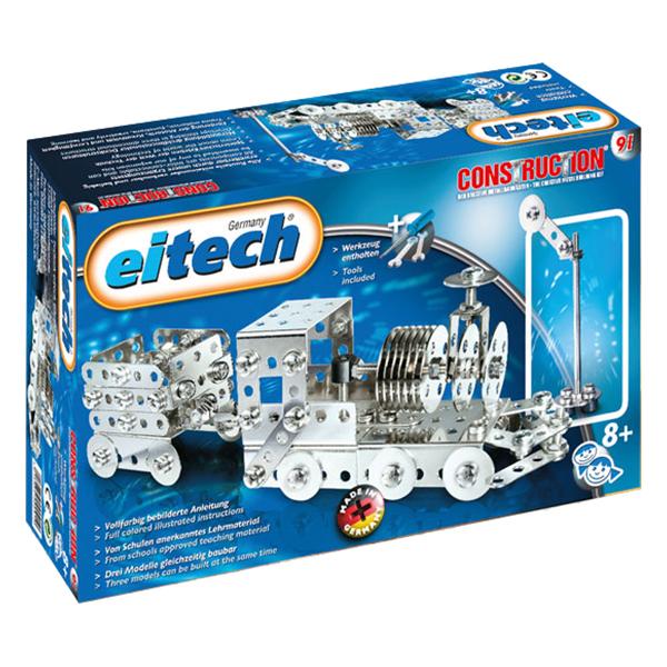 Купить Конструктор Eitech Поезд 91, Германия, металл, универсальный, Конструкторы, пазлы