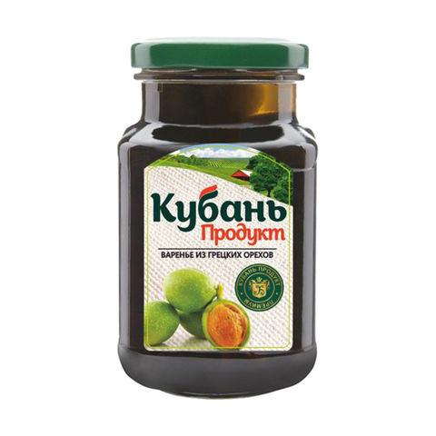 Варенье Кубань Продукт из грецкого ореха 400 г
