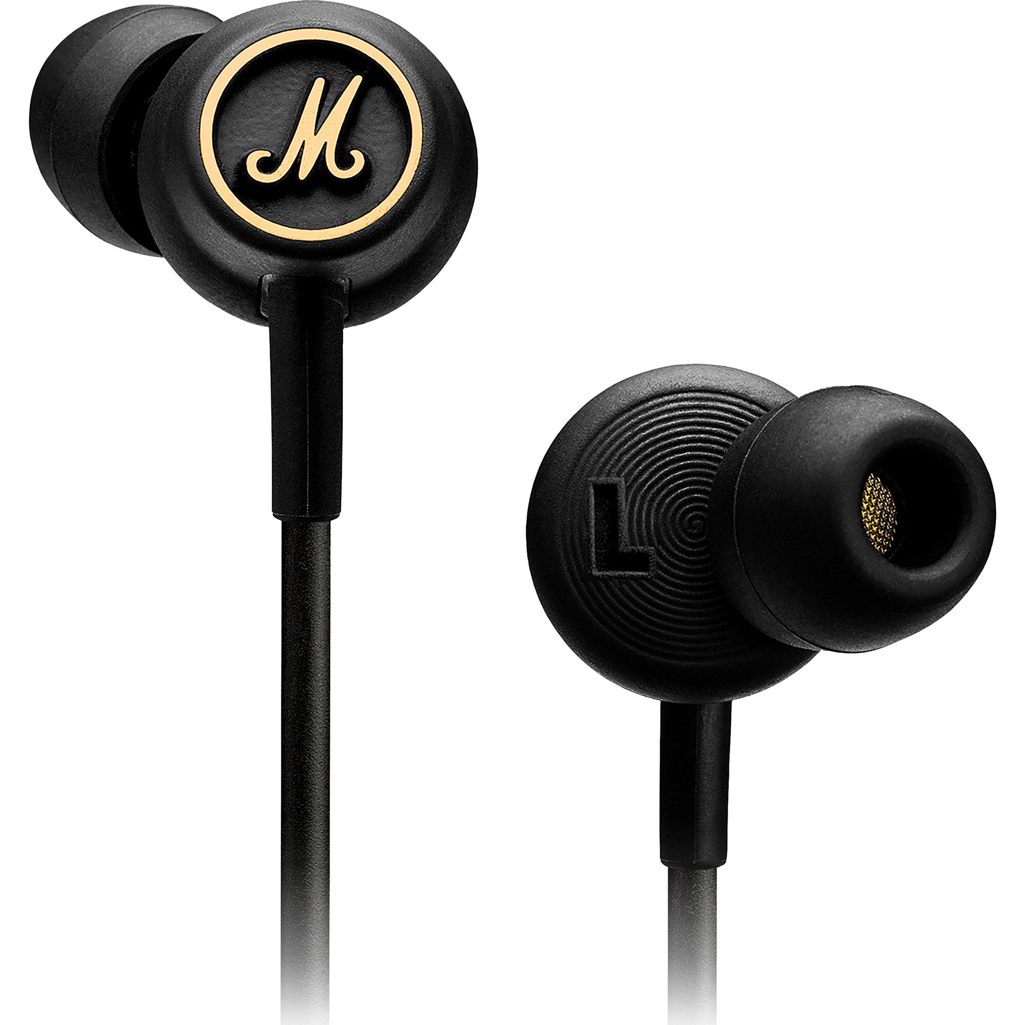 Наушники Marshall Mode EQ Black