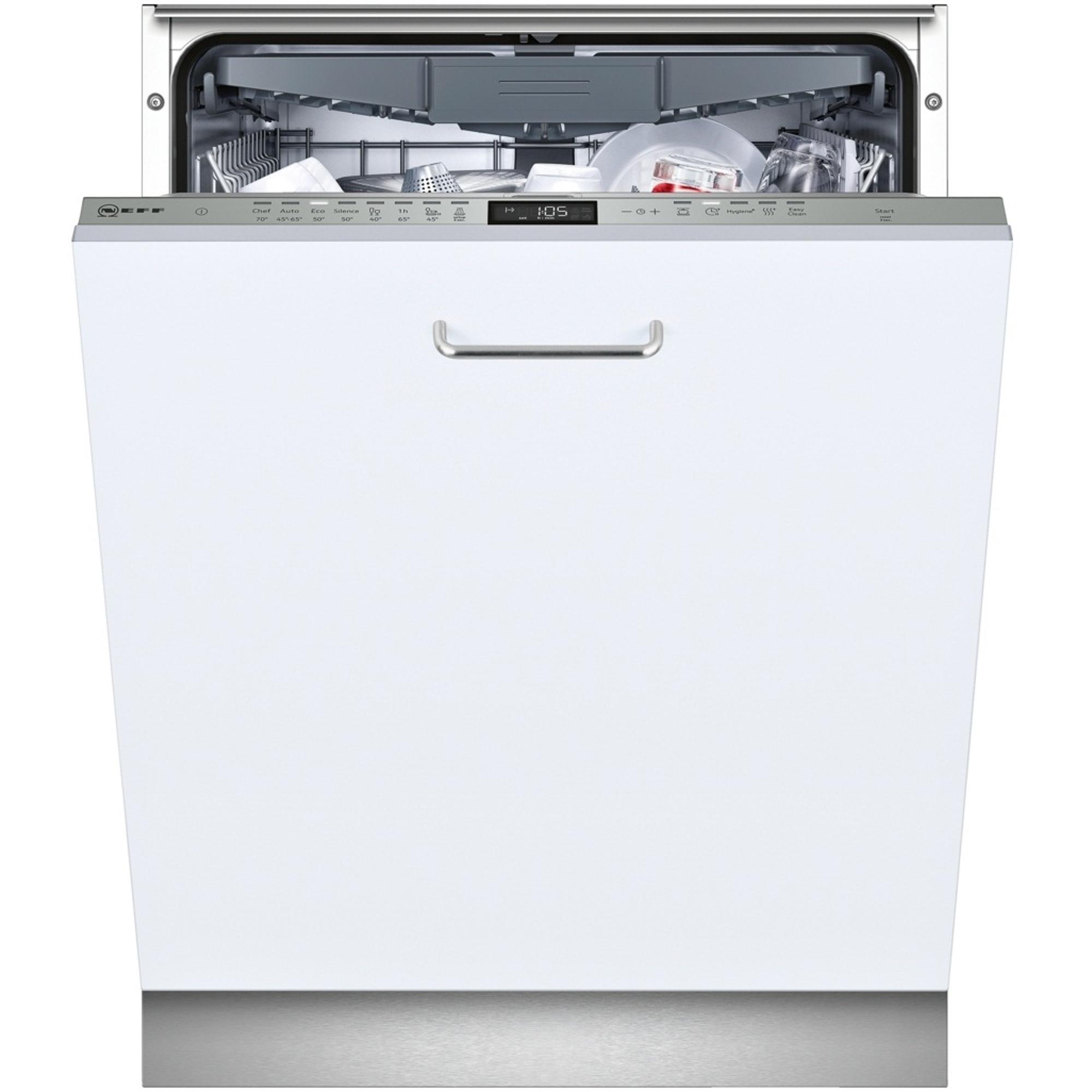 Фото - Посудомоечная машина Neff S515M60X0R встраиваемая посудомоечная машина neff s513f60x2r