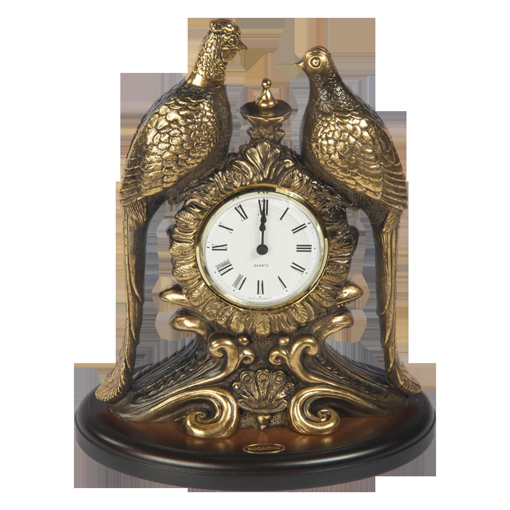 Часы Павлины фото