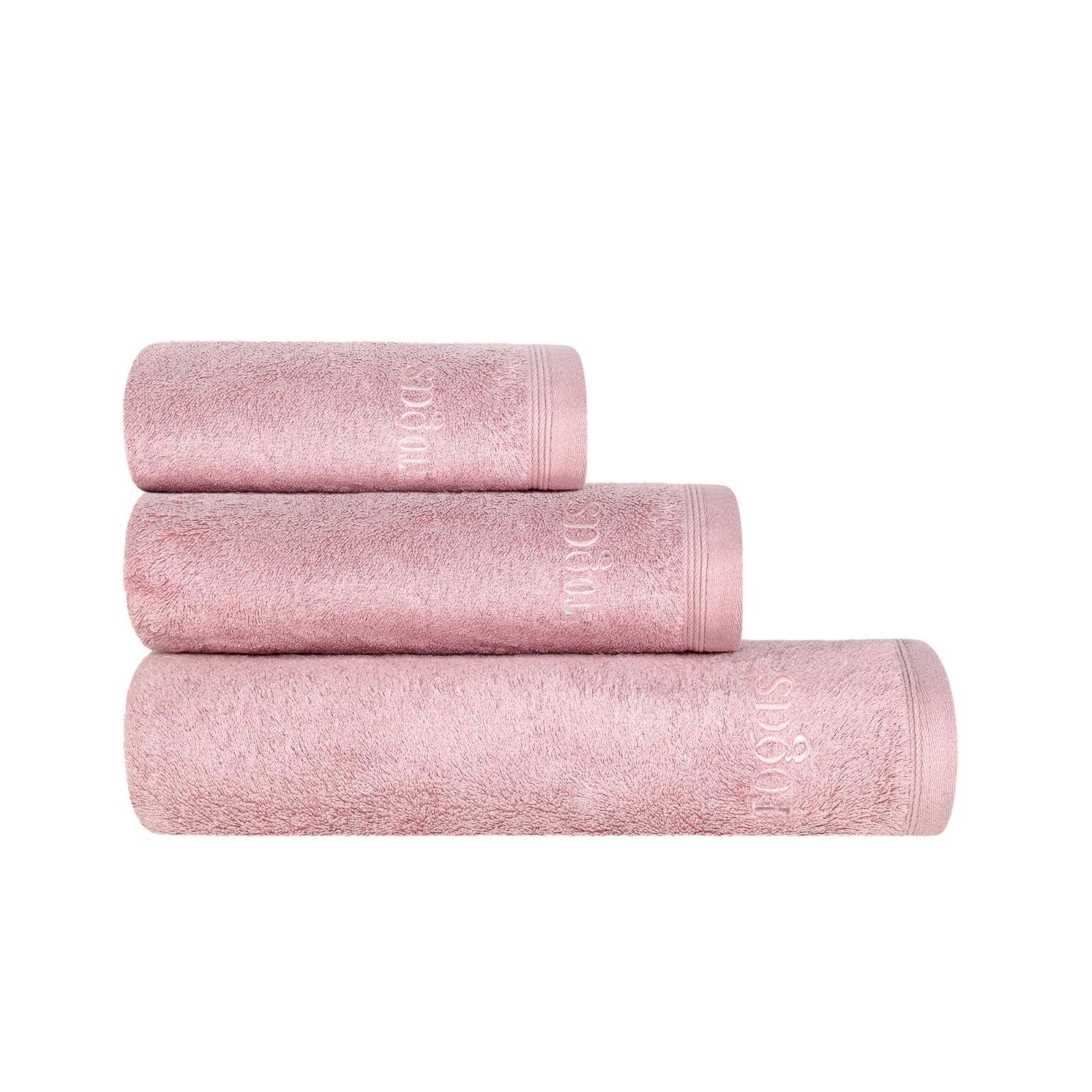 Фото - Полотенце 40х60 см Пуатье розовое Togas коврик для ванной togas дорис розовое 60x90