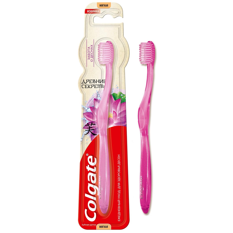 Зубная щетка Colgate Древние Секреты Забота о Деснах
