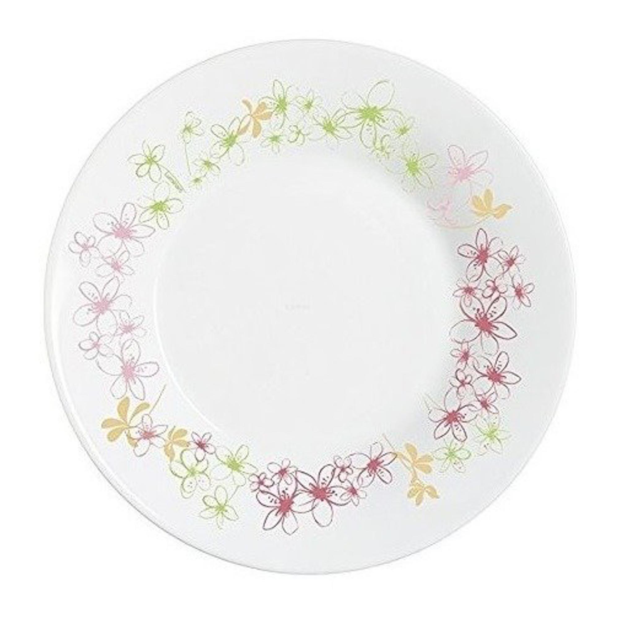 Тарелка суповая Luminarc Ipomee 23 см тарелка суповая luminarc harena black 23 5 см