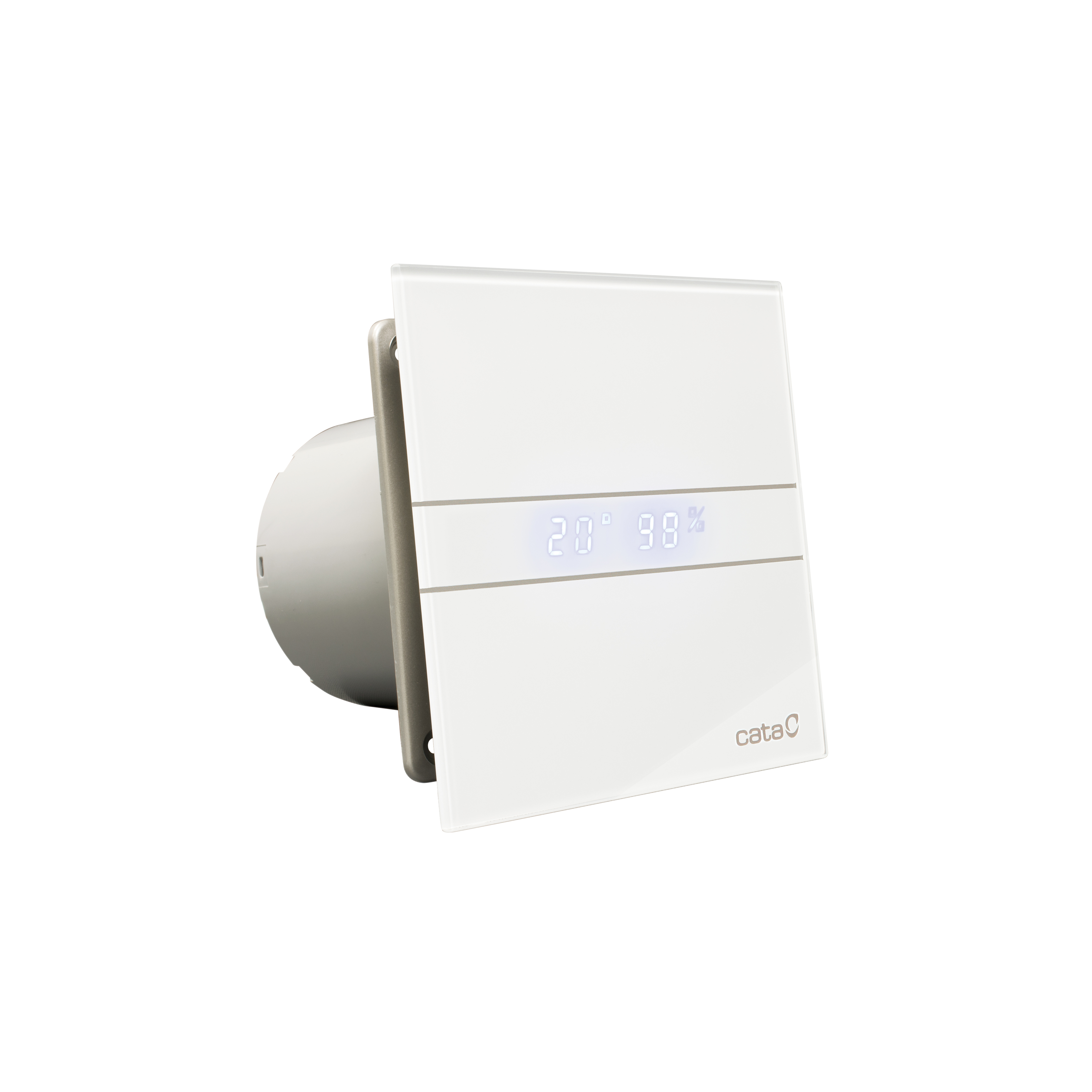 Вентилятор e-120gth. Для влаж. Табло CATA вентилятор e 100 gbk стекло черный cata