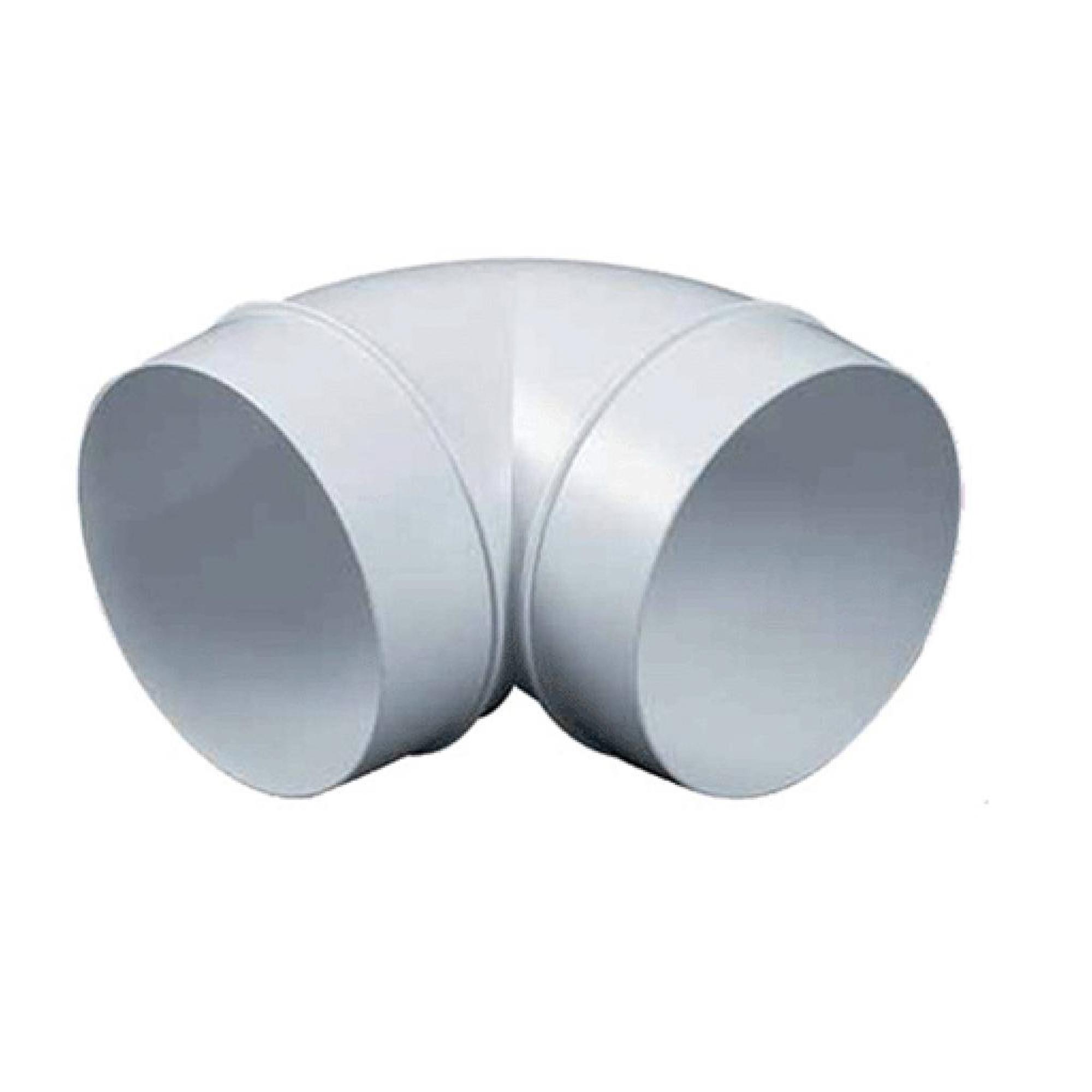 Купить Колено круглое 90 ko125-23. D=125 AWENTA, Польша