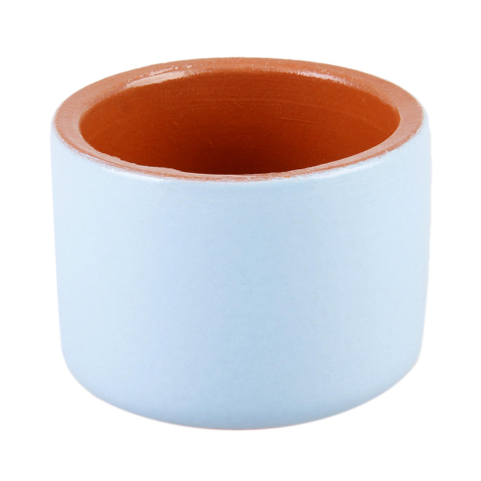 Фото - Форма для маффинов 0.1л светлый микс Вятская керамика набор керамических горшков 3 предмета вятская керамика нбр вк 1 3