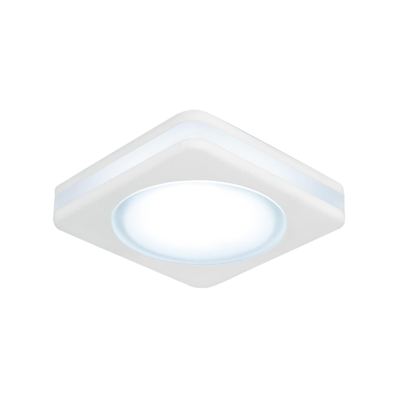 Светильник Gauss Backlight BL105 Квадратный, Белый, 8W, LED, 4000K