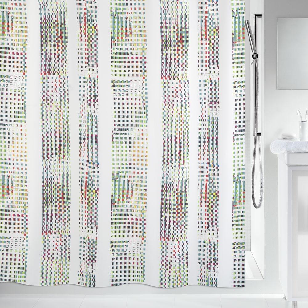 Штора для ванной Spirella Analog 180x200 см