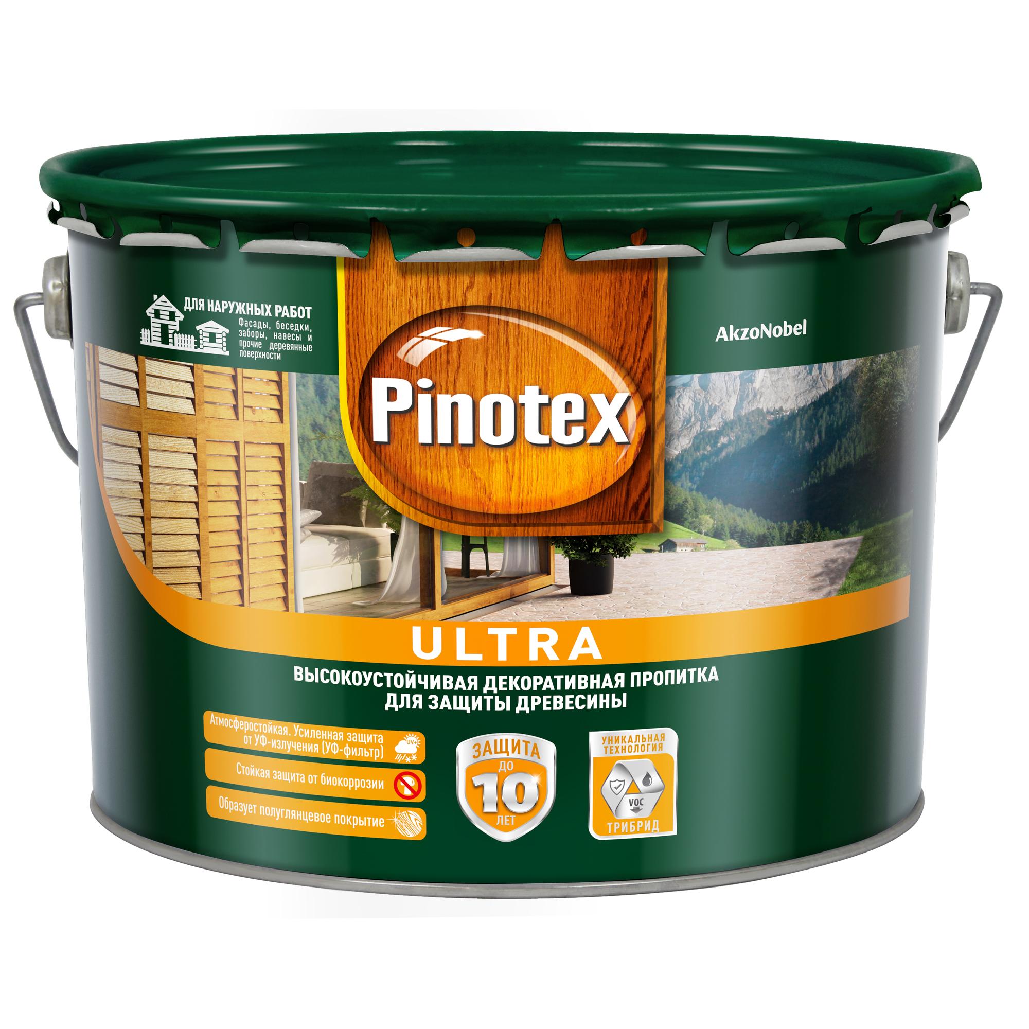 Пропитка Pinotex ультра 9л07 красное дерево пропитка pinotex ультра 9л07 красное дерево