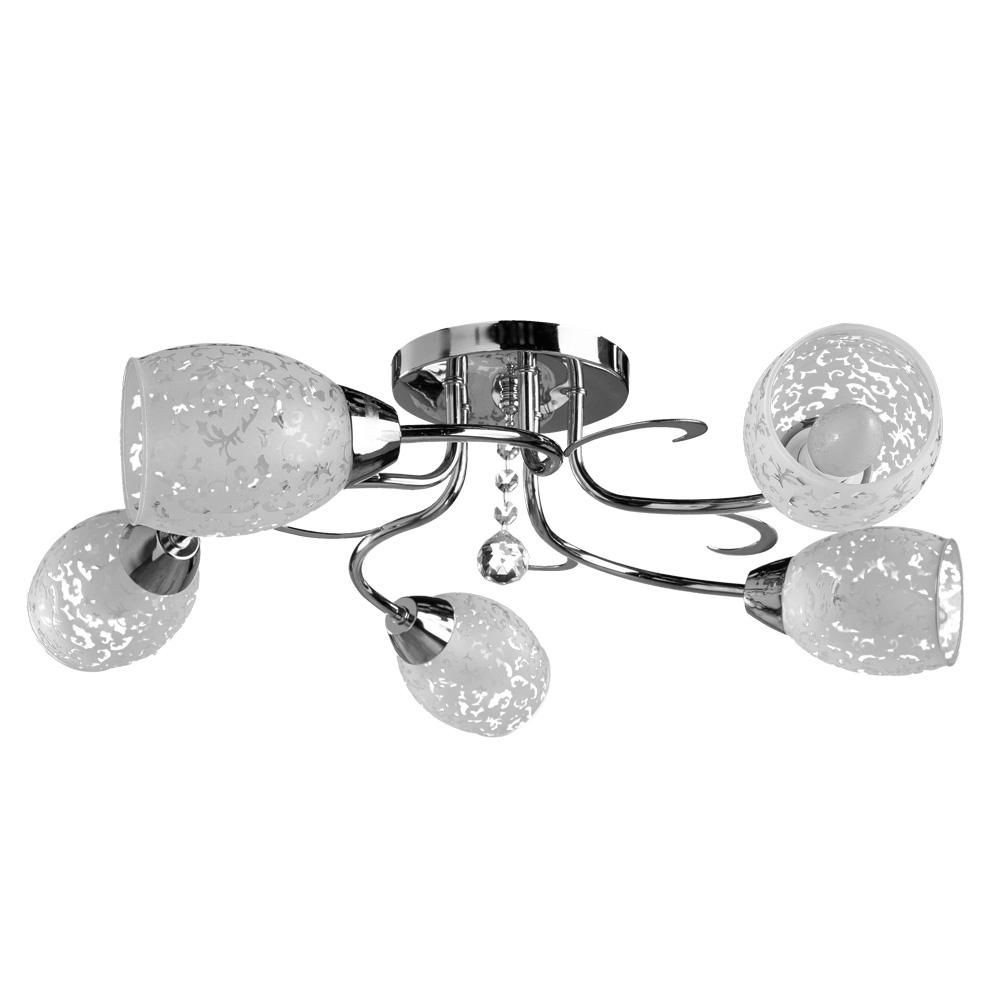 Люстра потолочная Artelamp A6055PL-5CC подвесная люстра arte lamp a9123lm 5cc