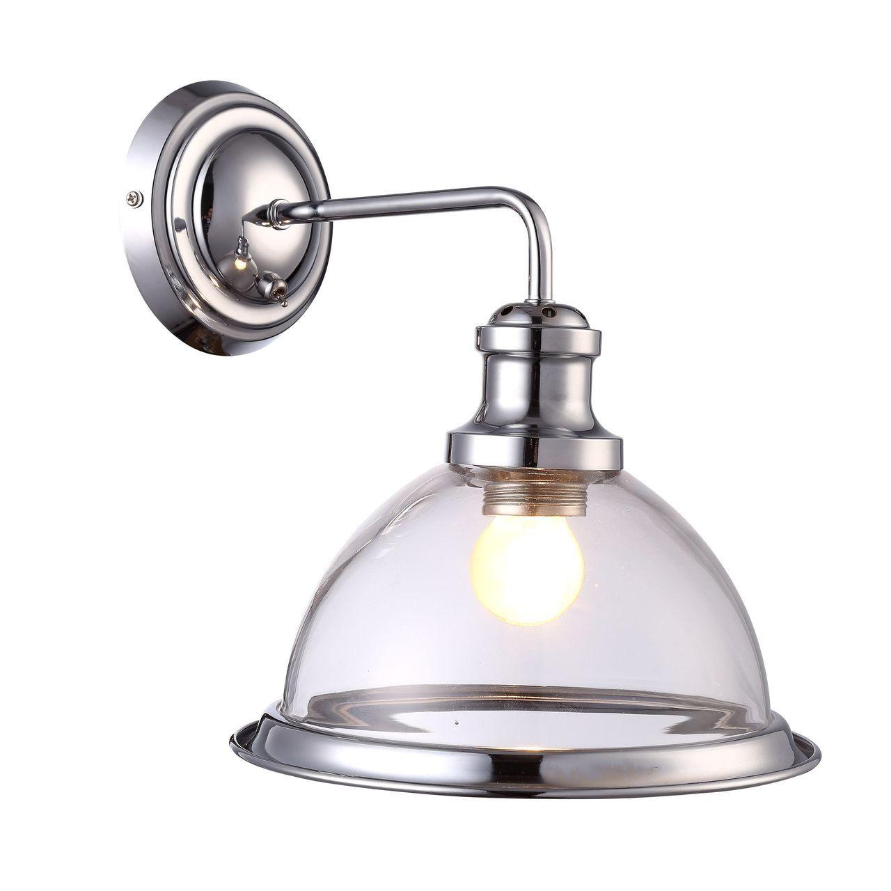 Фото - Светильник настенный Arte Lamp Oglio A9273AP-1CC светильник настенный arte lamp north a5896ap 1cc