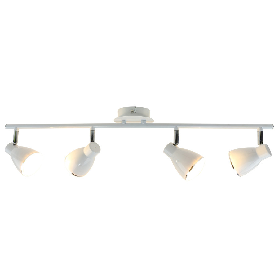 Светильник потолочный Artelamp A6008PL-4WH спот artelamp a9268pl 4wh