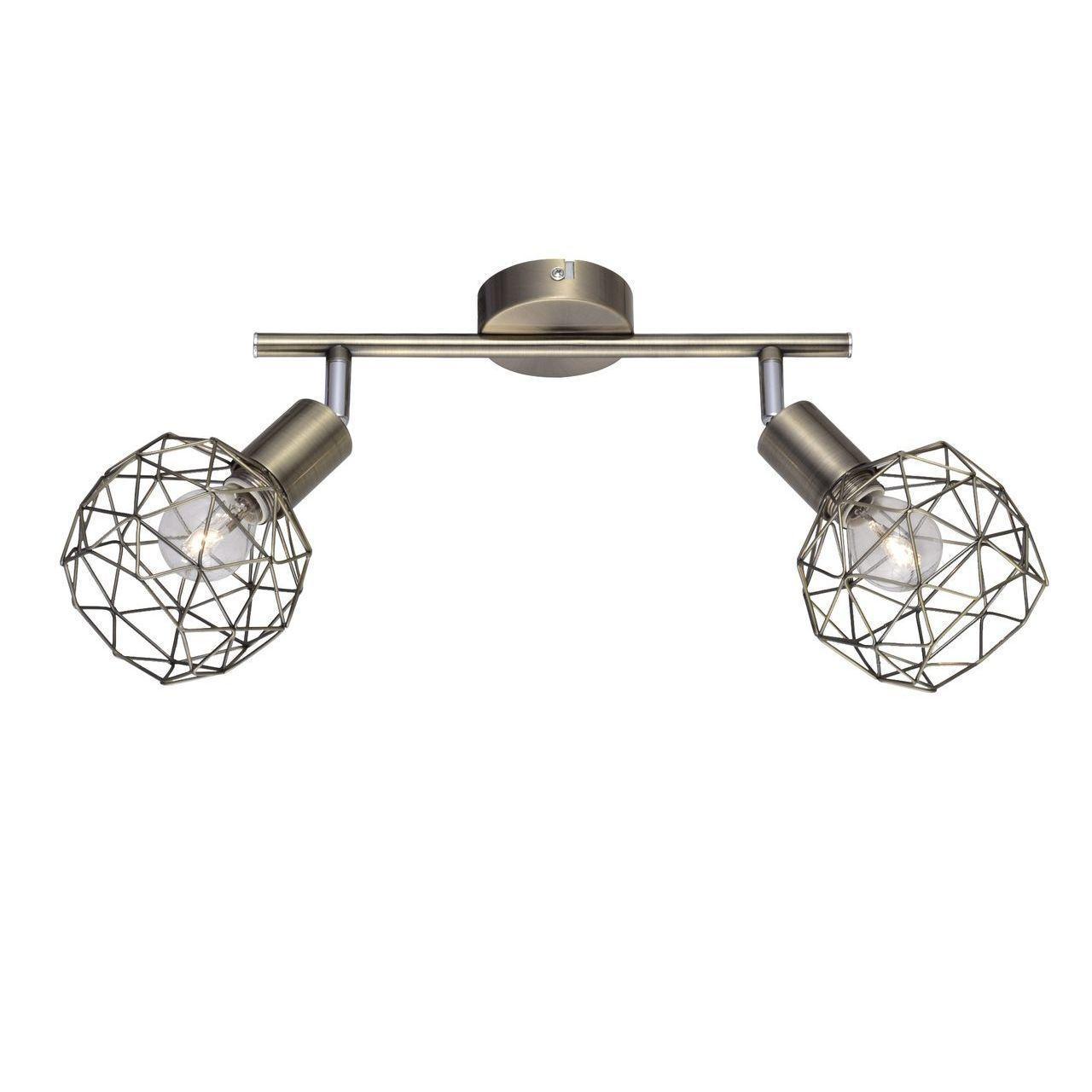 Спот Arte Lamp Sospiro A6141AP-2AB спот arte lamp sospiro a6141ap 2ab