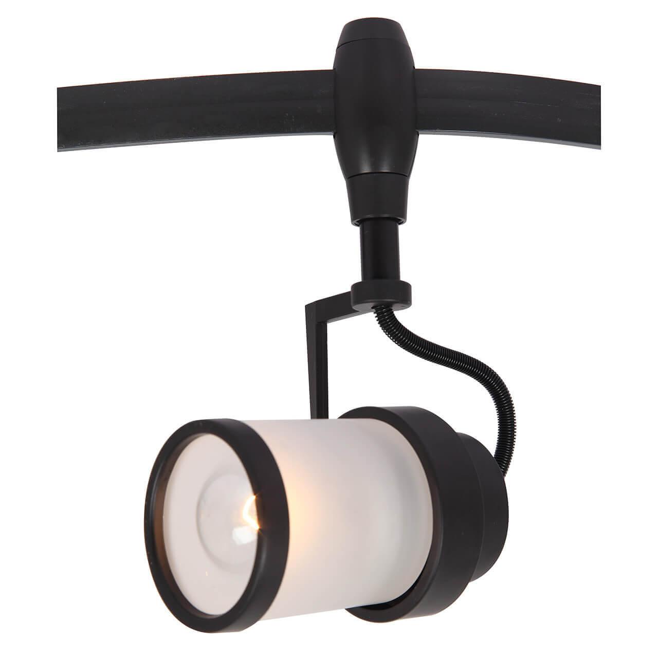 Светильник потолочный Artelamp A3056PL-1BK трековая система artelamp a3056pl 6si