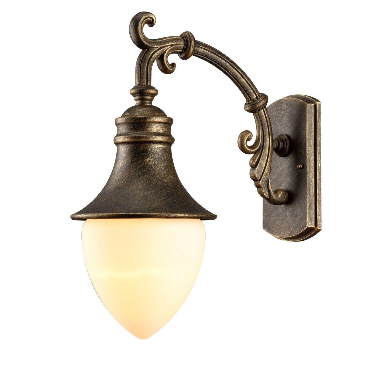 Фото - Светильник уличный Arte Lamp A1317AL-1BN arte lamp уличный светильник berlin a1014fn 1bn