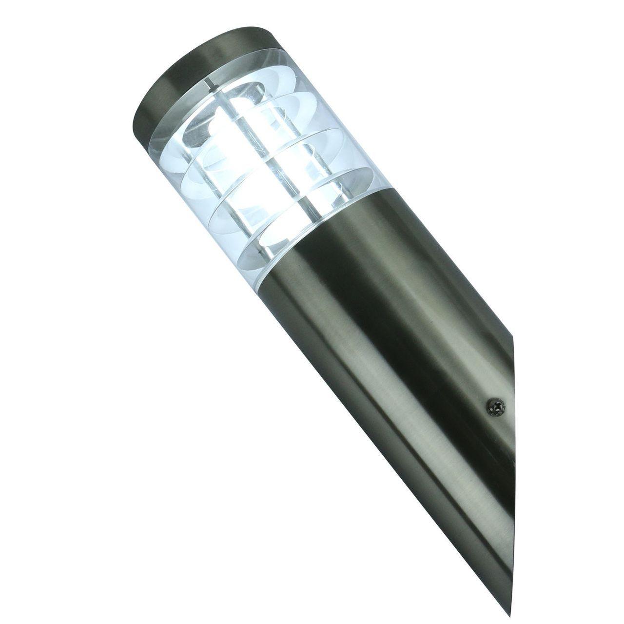Фото - Уличный настенный светильник Arte Lamp Paletto A8363AL-1SS arte lamp уличный настенный светильник intrigo a8161al 1ss
