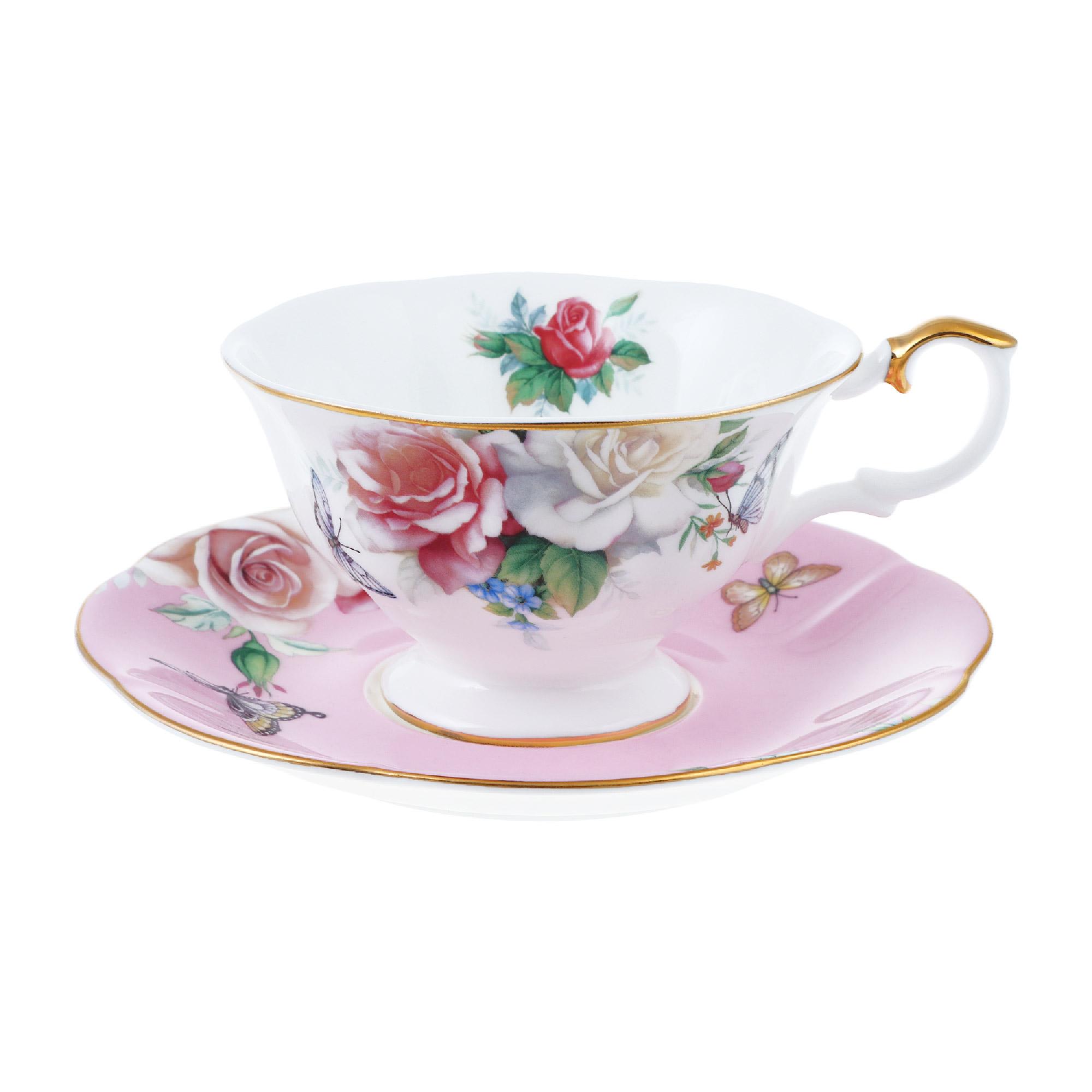 Набор чайный Топ арт студио флоризон 12 предметов