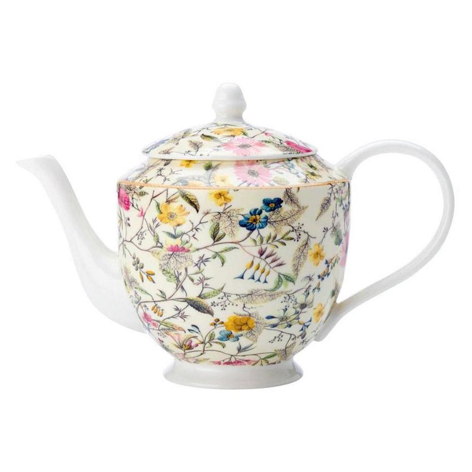 Чайник заварочный Maxwell&Williams Летние цветы 1 л фото
