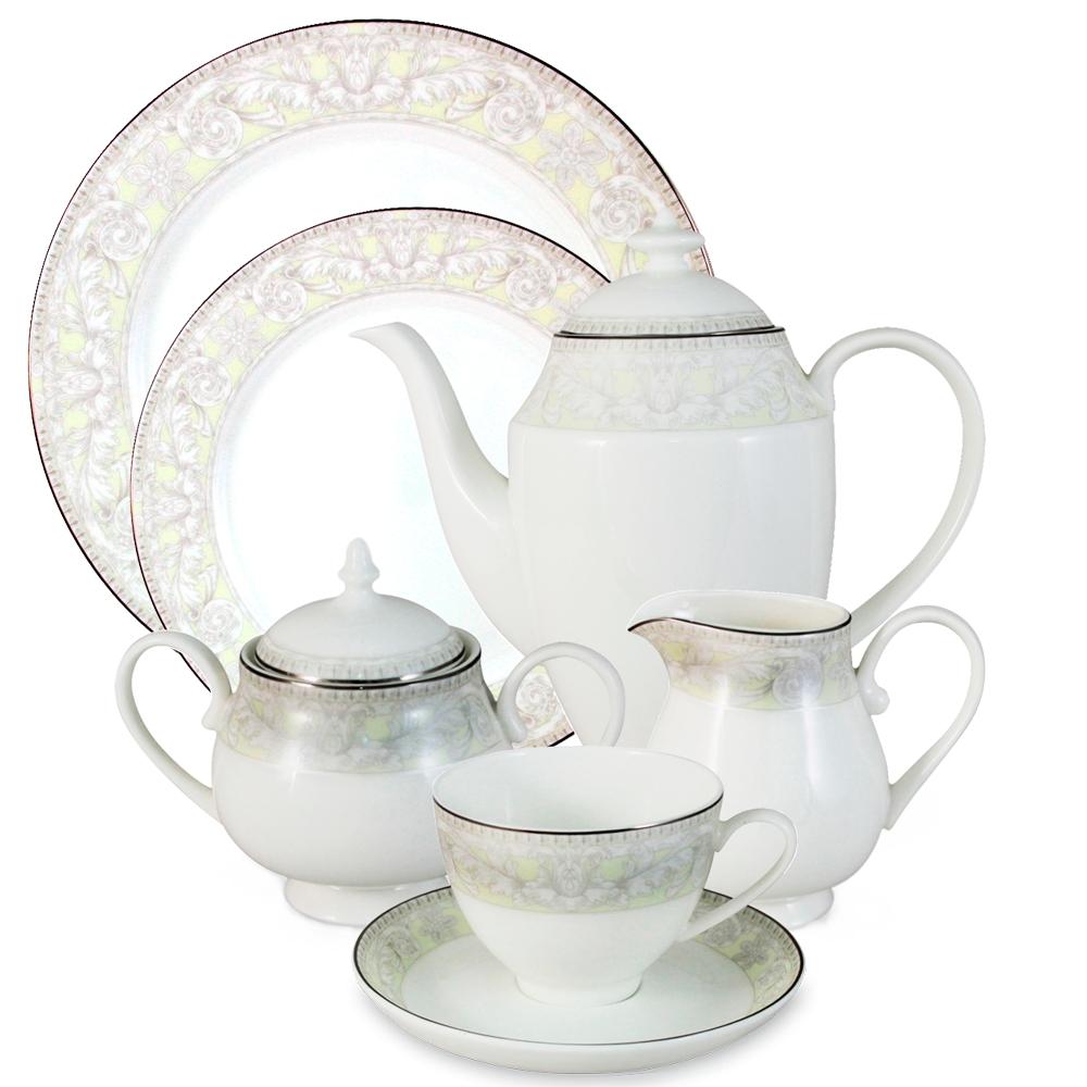 Сервиз чайный Annalafarg Белгравия 40 предметов на 12 персон