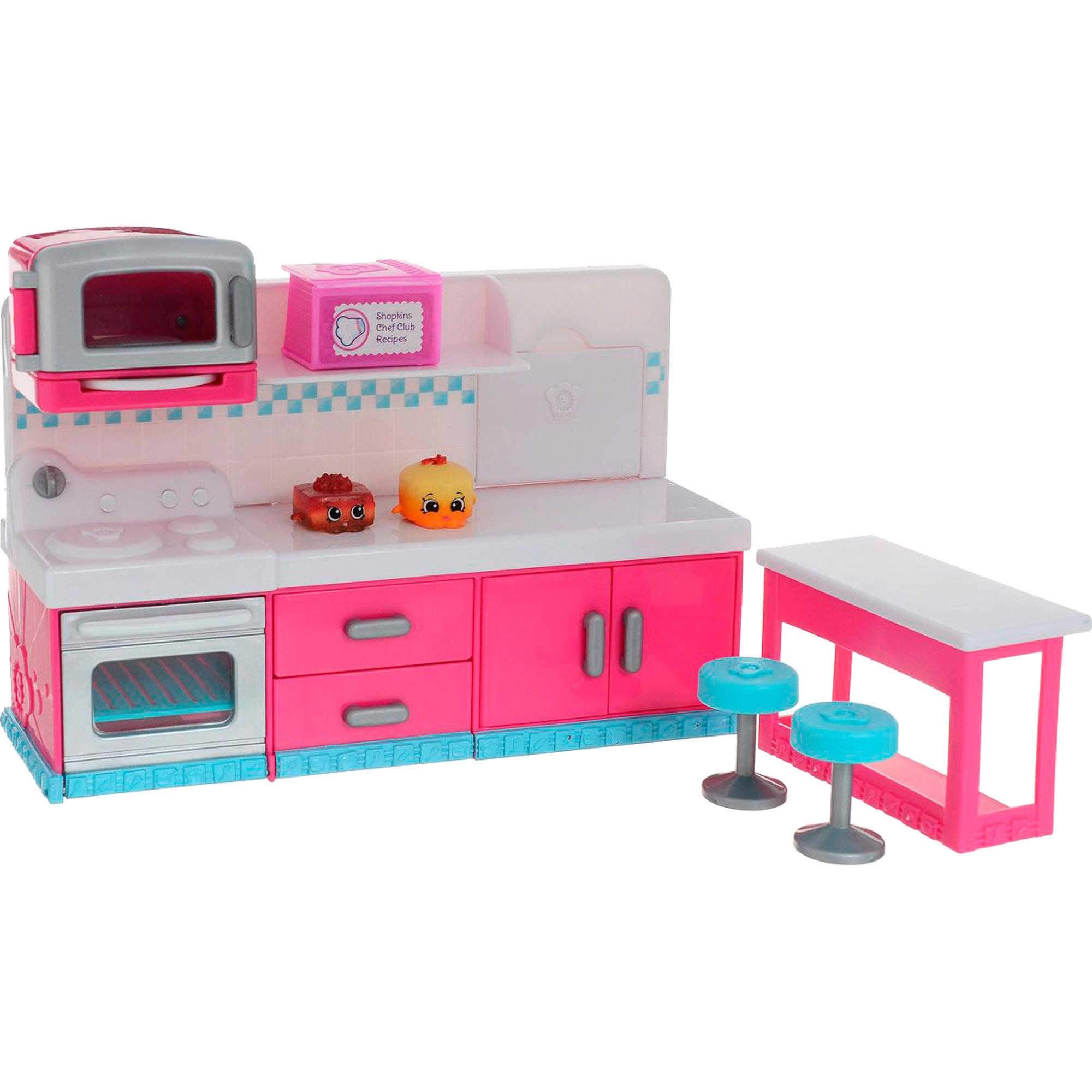 Игровой набор Moose Shopkins Веселая кухня фото