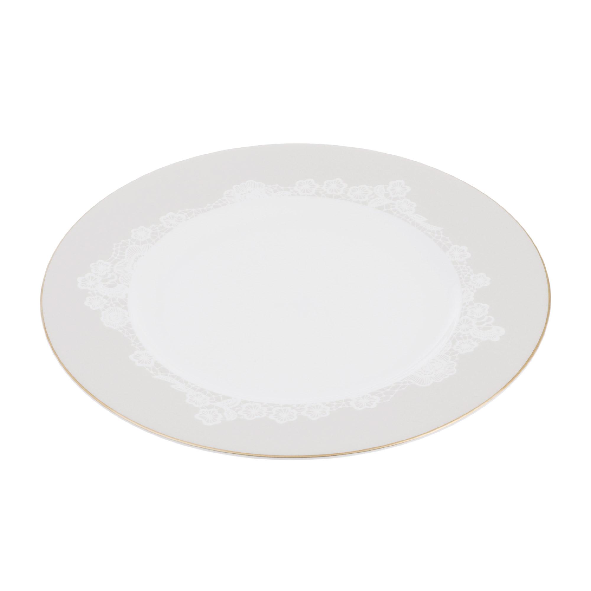Фото - Набор тарелок Hankook/Prouna Веддинг Империал 27 см 6 шт набор суповых тарелок hankook prouna эпл би 23 см 6 шт