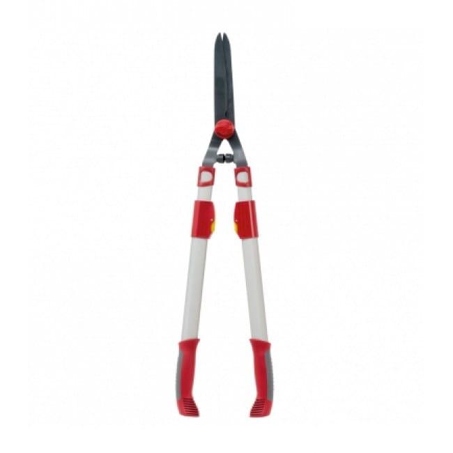 Ножницы для живой изгороди Wg/wolf garten hs 1000t ножницы для подрезания живой изгороди fiskars hs72 с двойным шестеренчатым приводом