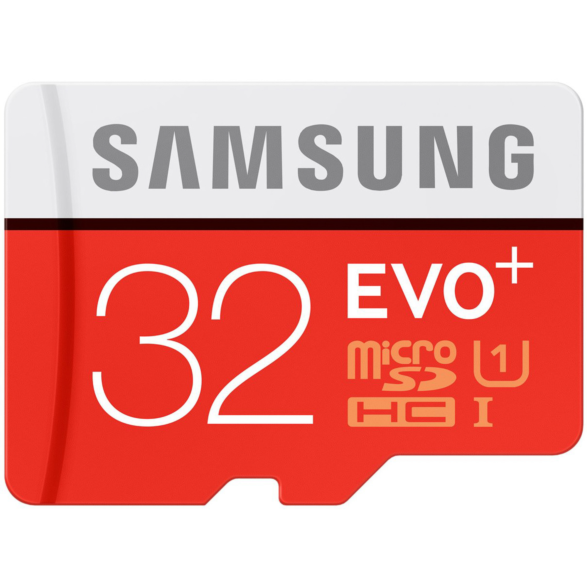 Фото - Карта памяти Samsung EVO Plus MicroSD MB-MC32DA/RU карта памяти samsung microsdxc evo v2 128gb adapter mb mc128ga ru