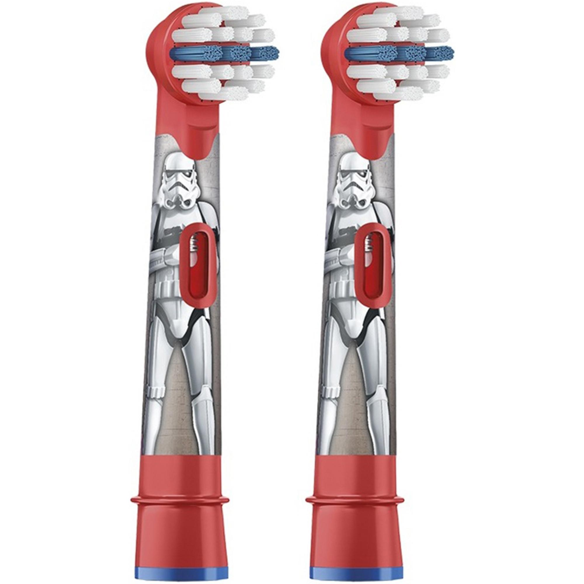 Насадка для зубных щеток Braun Oral-B Stages Kids EB10K Star Wars
