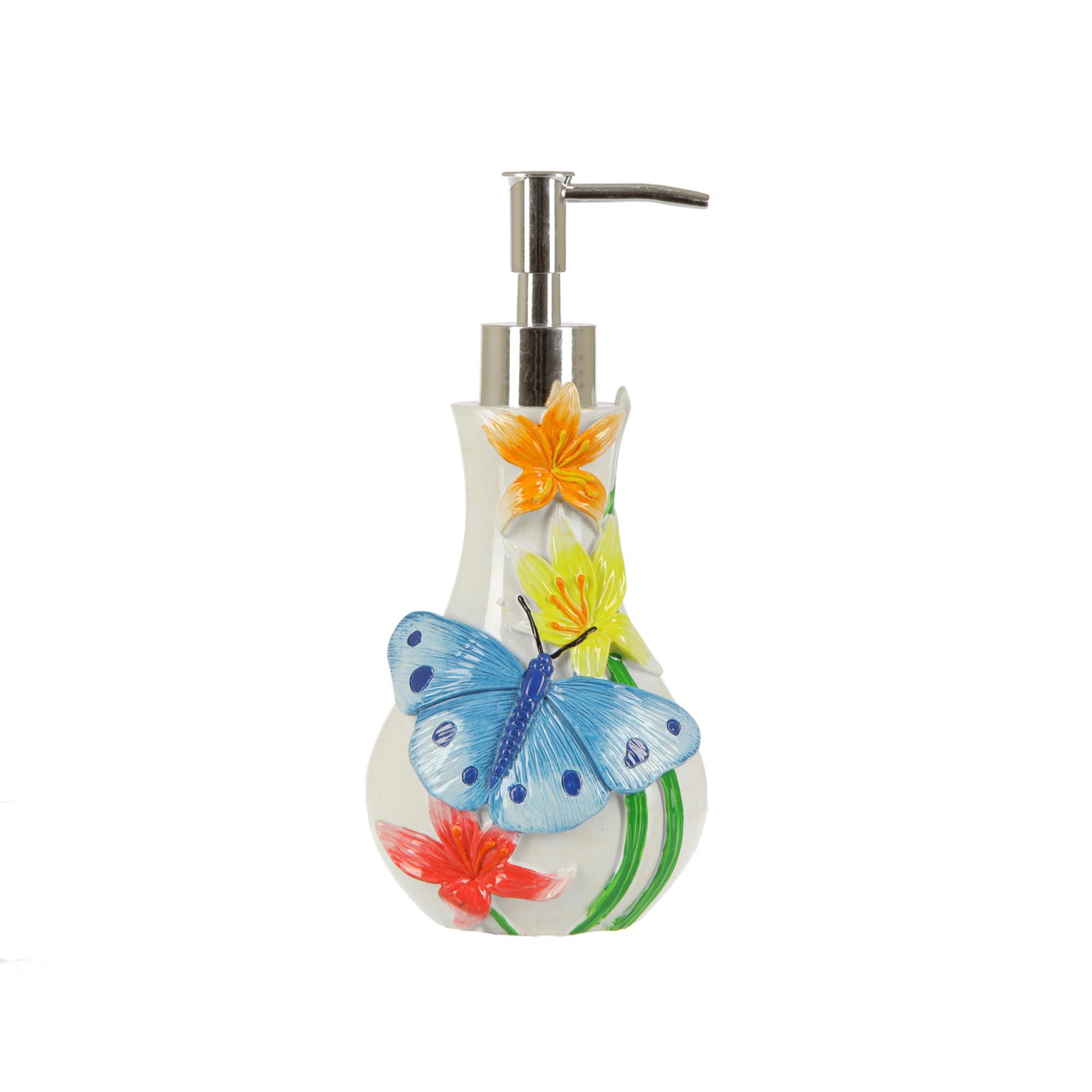 Дозатор для жидкого мыла PRIMANOVA meadow фото