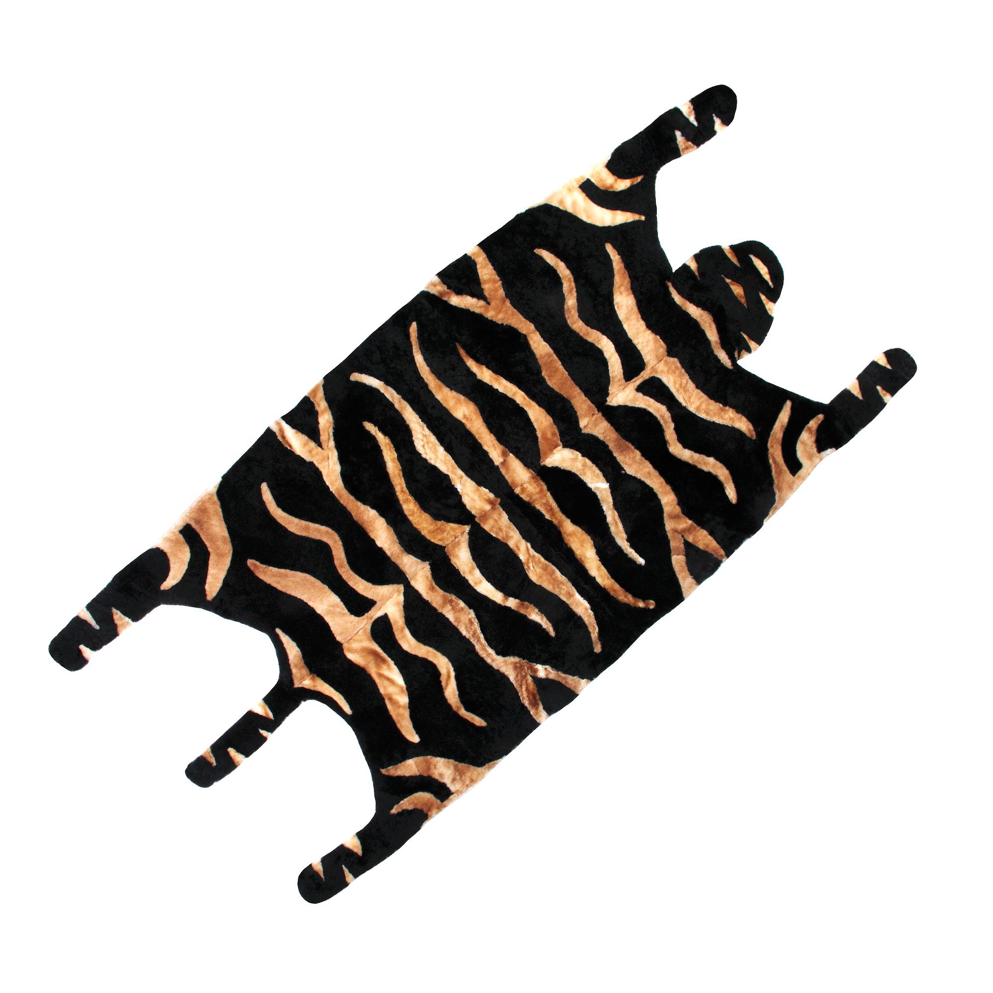 Фото - Ковёр шкура тигра м862а Ковровые галереи ковёр 0 6х1 1 majestic hg8644anthracitea ковровые галереи