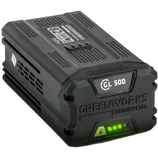 Фото - Аккумулятор Greenworks G82B5 2914607 аккумулятор greenworks g80b4 2901307