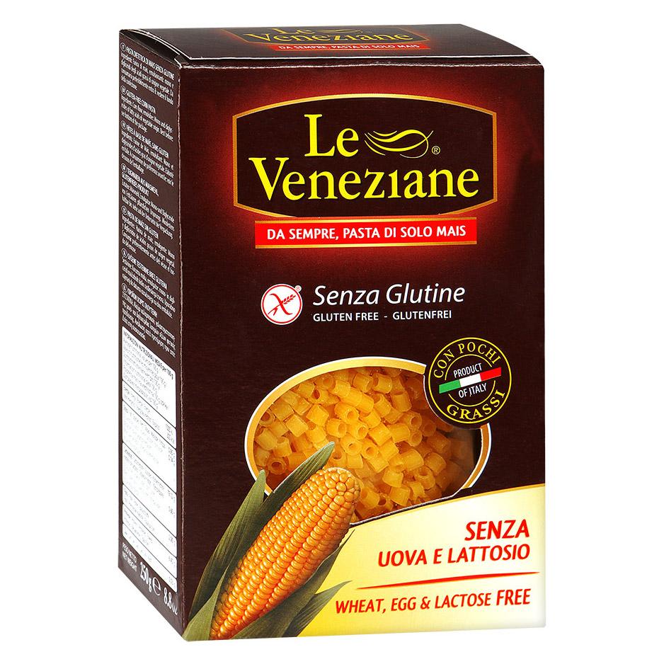 Макаронные изделия Le Veneziane Диталини 250 г макаронные изделия ашан вермишель 250 г