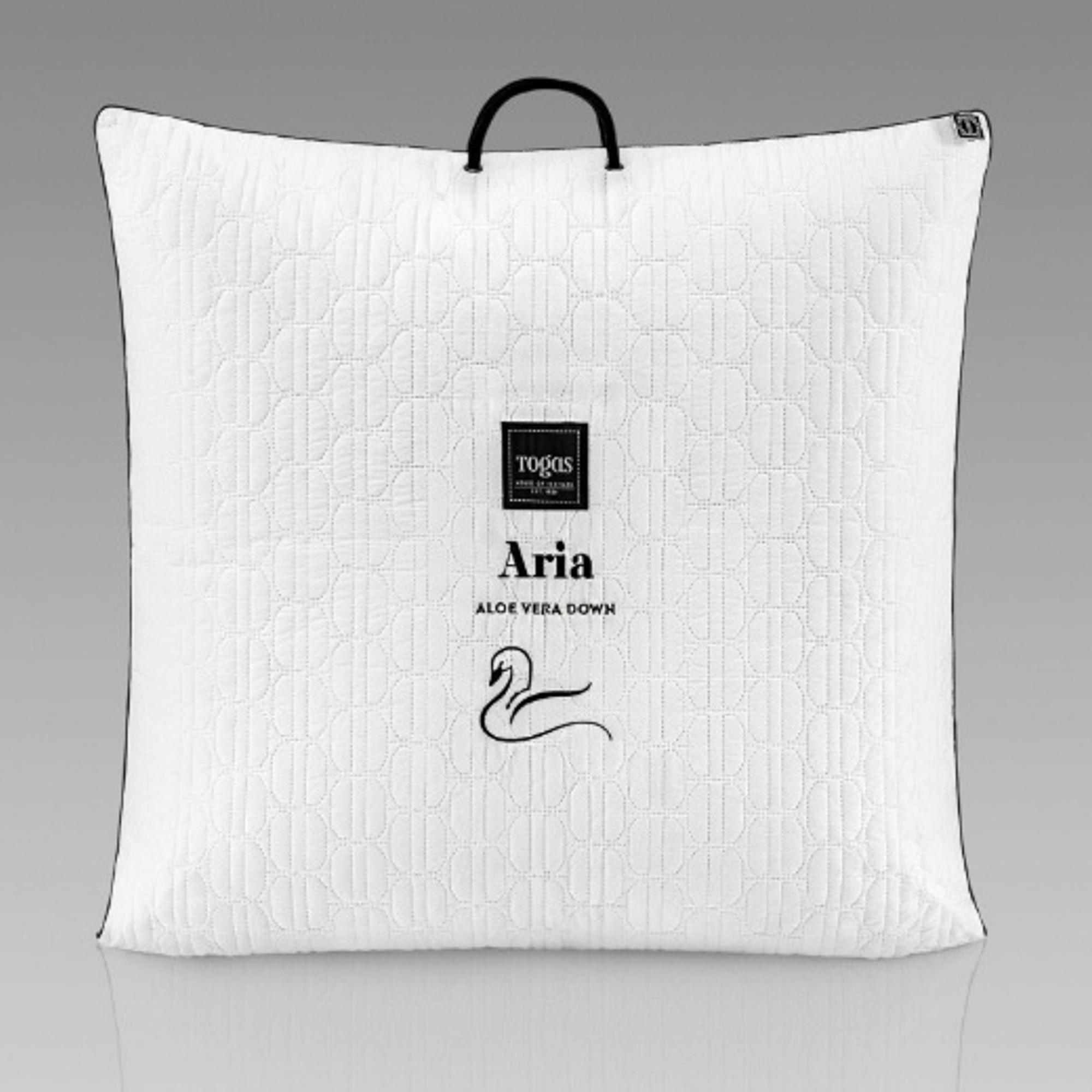 Купить Подушка 70х70 Togas Ария, подушка, Россия, 100% микрофибра с пропиткой алоэ вера